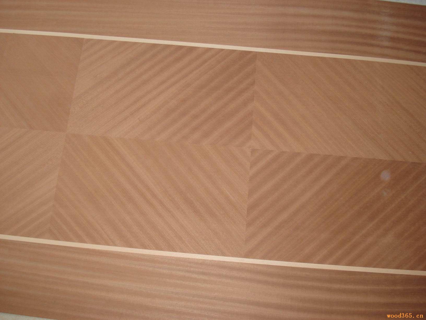 大量供应木皮拼花门板
