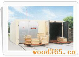 木材熏蒸杀虫设备