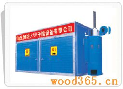 金属结构木材干燥箱