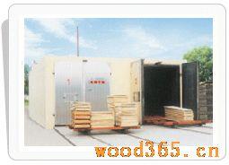 轨道式木材干燥窑
