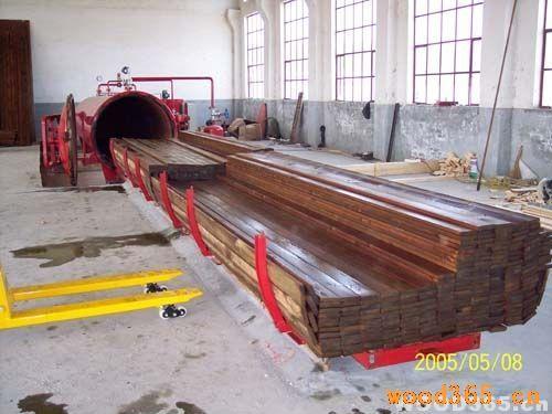 木材防腐真空加压设备