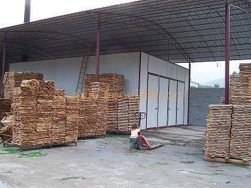 木材用节能干燥窑