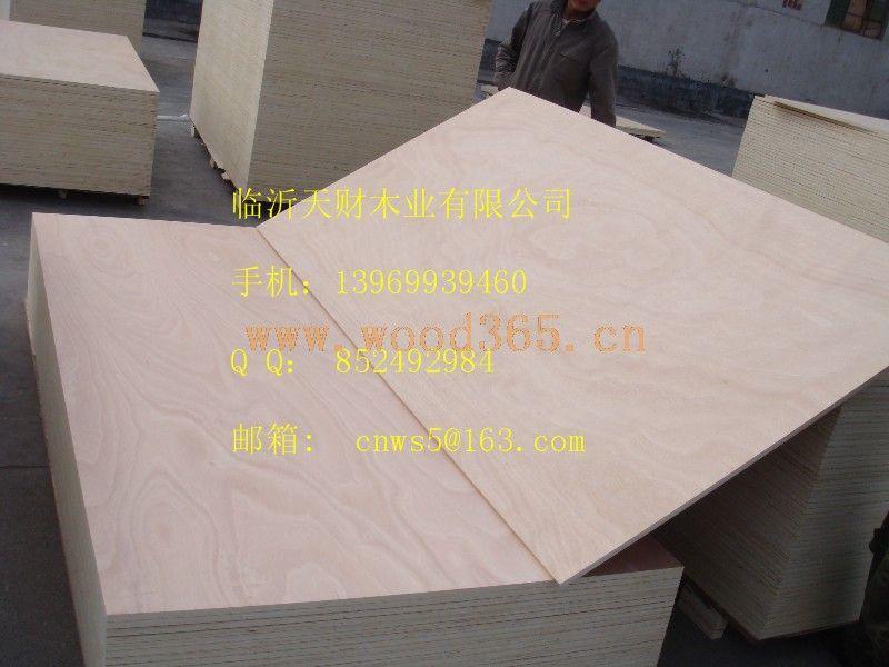 临沂2-40mm胶合板厂家、生产商——临沂天财木业