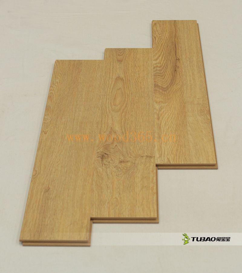 供应兔宝宝强化地板:平面模压系列DM023