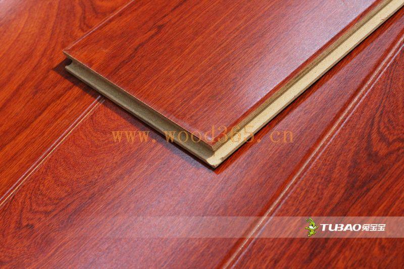 供应兔宝宝强化地板:平面大模压系列DM3002
