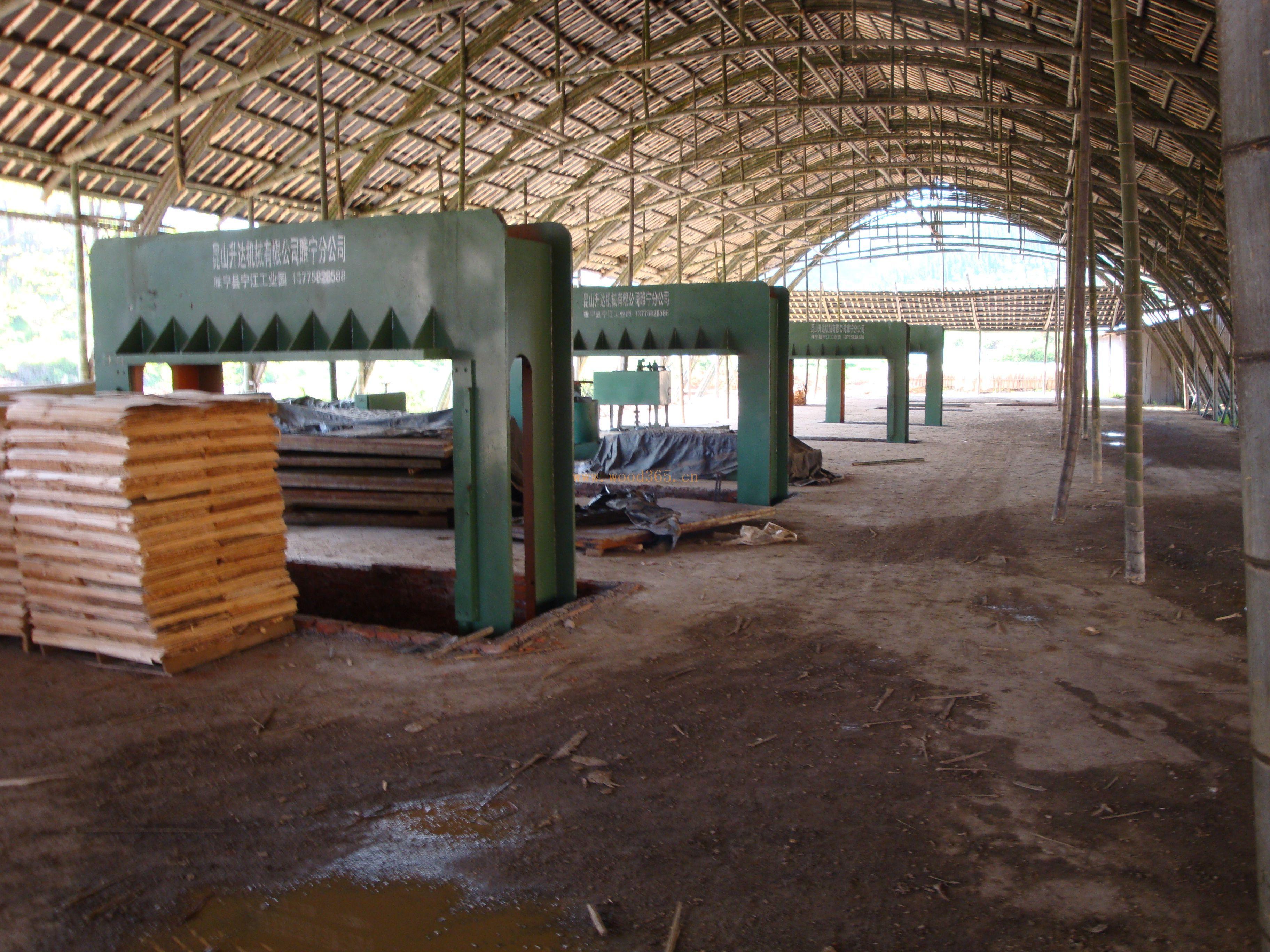 松木模板厂合作