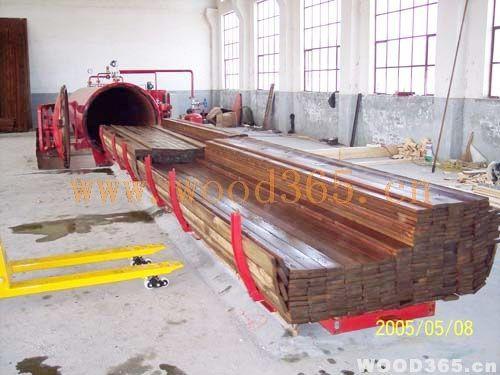 木材阻燃处理设备