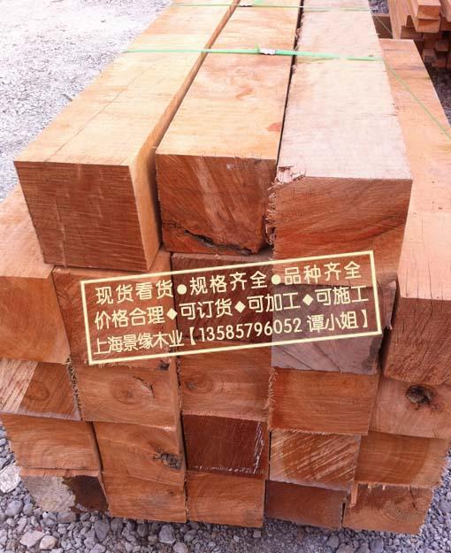 巴劳木板材、巴劳木木材、巴劳木生产厂家、上海巴劳木批发价