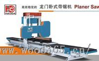 沧州惜木专用锯切机HD450小型木工龙门锯