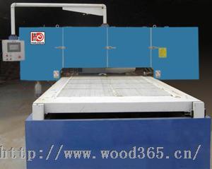 豪达耐火材料分片机HD1500复合材料切片机