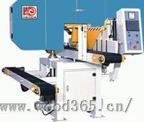 云南卧式带锯机HD650X200大型卧式带锯机