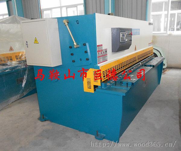 4*4000剪板机价格 4乘4米液压剪板机价格