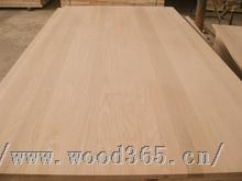 生产北美红橡、黑胡桃、奥古曼、榉木、白蜡、樱桃木直拼板指接板