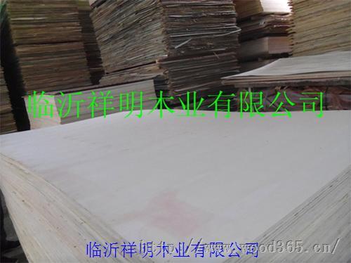 木业板材工厂供应0.8公分半整心胶合板,碎心包装板,杨木整心托盘板