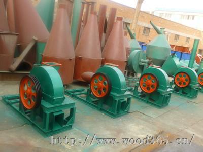 木材刨花机 刨花粉碎机 刨花加工设备 刨花机价格