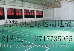 乒乓球馆地胶 羽毛球运动地板 厂家直销