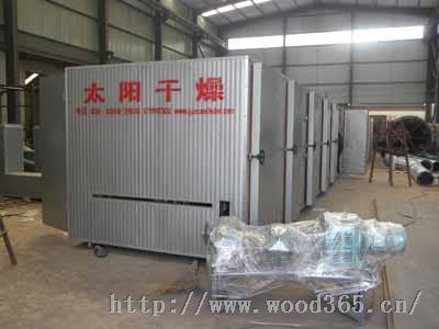 供应带式单板干燥机