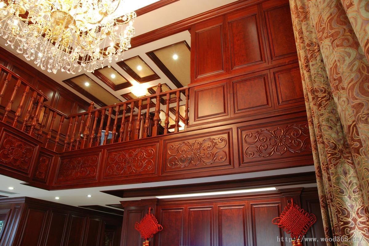 惠州原木护墙板厂家/原木文化的象征/惠州衣柜衣帽间定制厂家