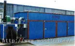 供应尖顶式木材干燥设备