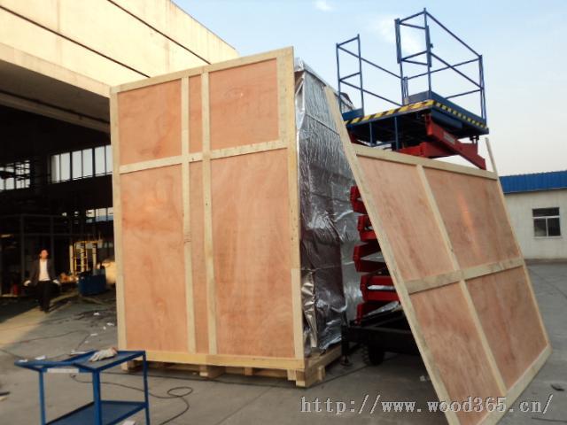 上海免熏蒸木箱上海防震木箱