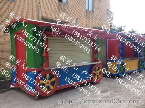 邯郸景区售货车,承德步行街售货车,购物广场售货亭