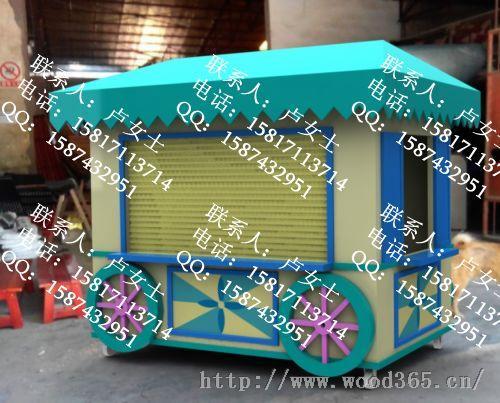 成都广场售货车,重庆游乐园售货车,广场移动售卖亭