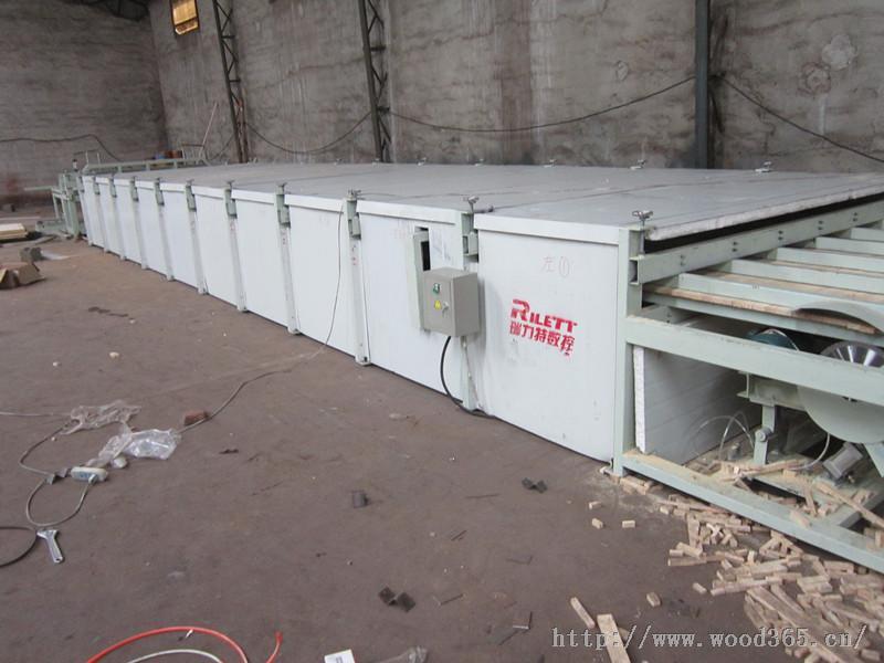 供应细木工板芯全自动拼板机