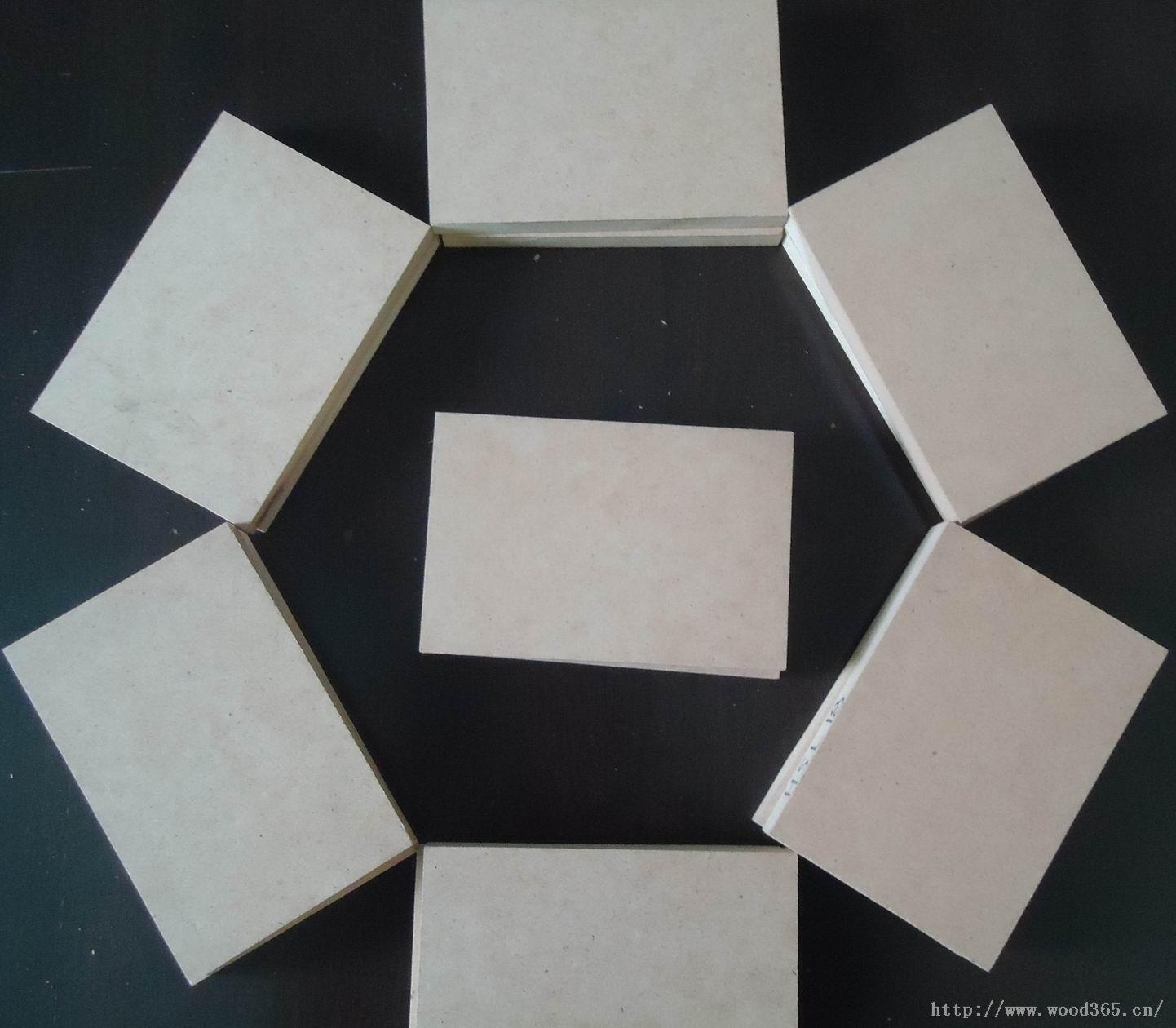 中密度板各种规格