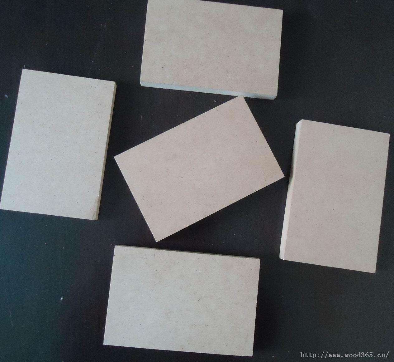 各种规格棕色中密度板