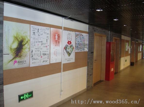环保软木宣传栏_学校软木告示栏_幼儿园软木留言板厂家