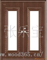 强制3C认证大玻璃钢质防火门15154298188