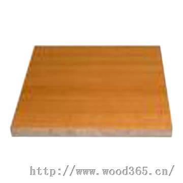榉木木纹三聚氰胺中密度板
