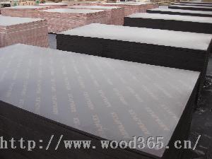 黑膜建筑模板