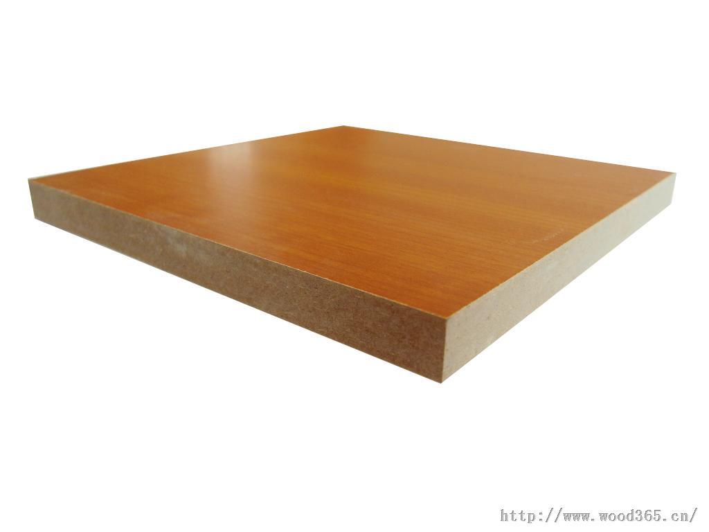 优质三聚氰胺密度板