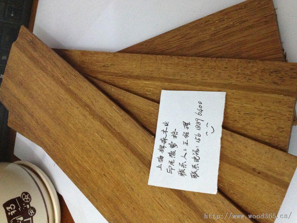 任意规格印尼菠萝格板材自产自销损耗小保质保量