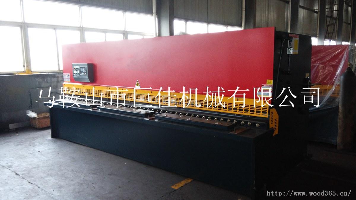 不锈钢剪板机、QC12K-6*3200数控剪板机、液压数控剪板机