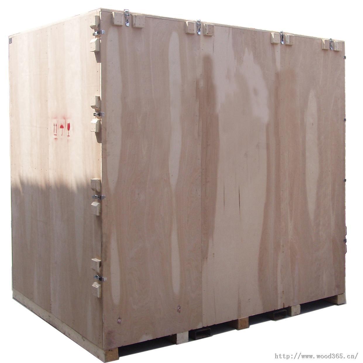 上海出口木箱展会木箱