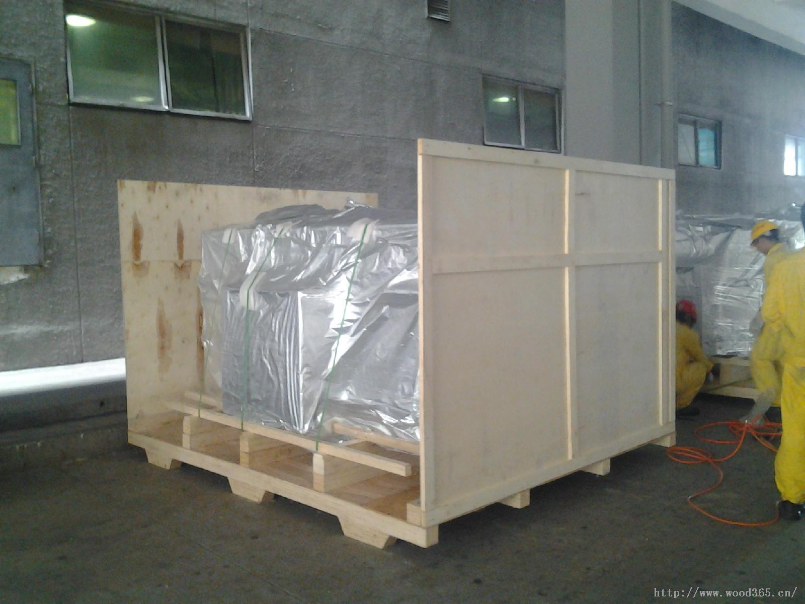 上海奉贤设备出口木箱价格