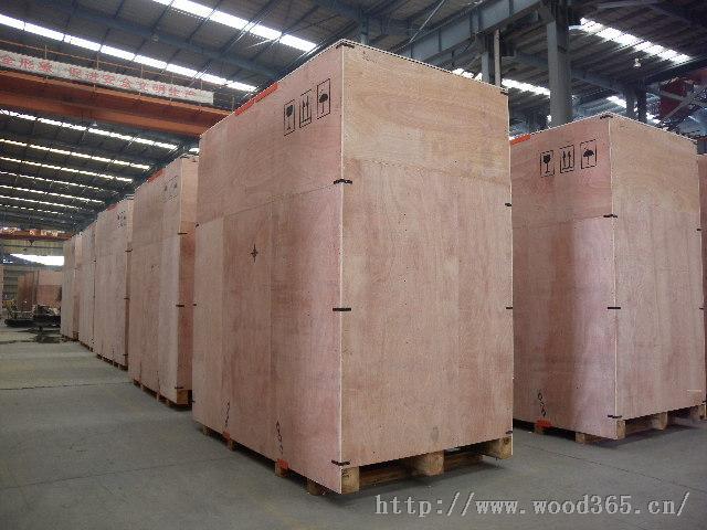 上海闵行免熏蒸出口木箱价格