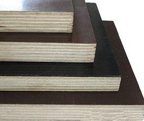 建筑覆膜模板