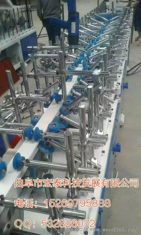 宏泰PVC包覆机 真空覆膜机 双工位 高效率 出厂价销售 a