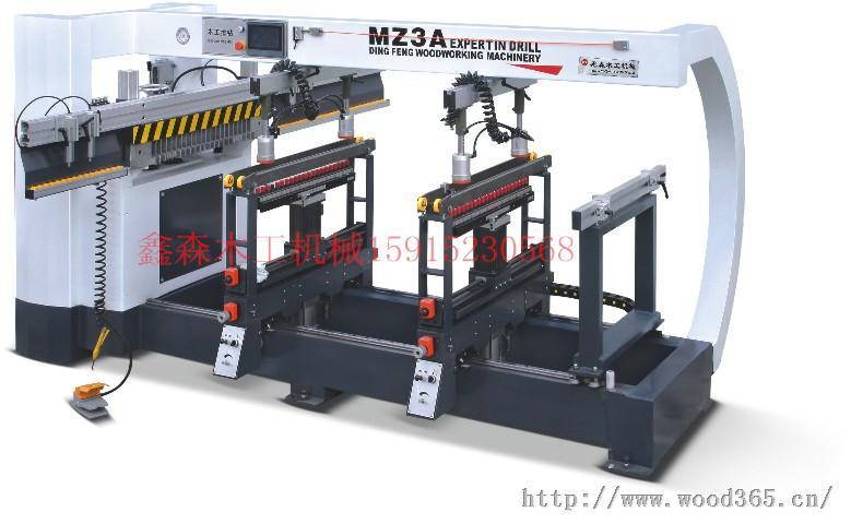 供应3排精密高速排钻床,木工钻床,单排两排精密排钻机