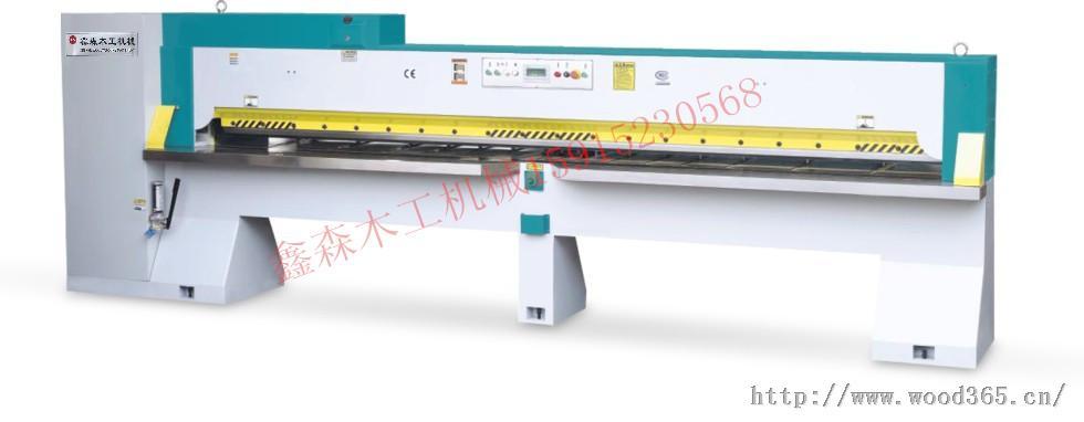 供应2.6米液压式裁皮机,木皮裁切机,3.1米单板切皮机,裁切木皮机
