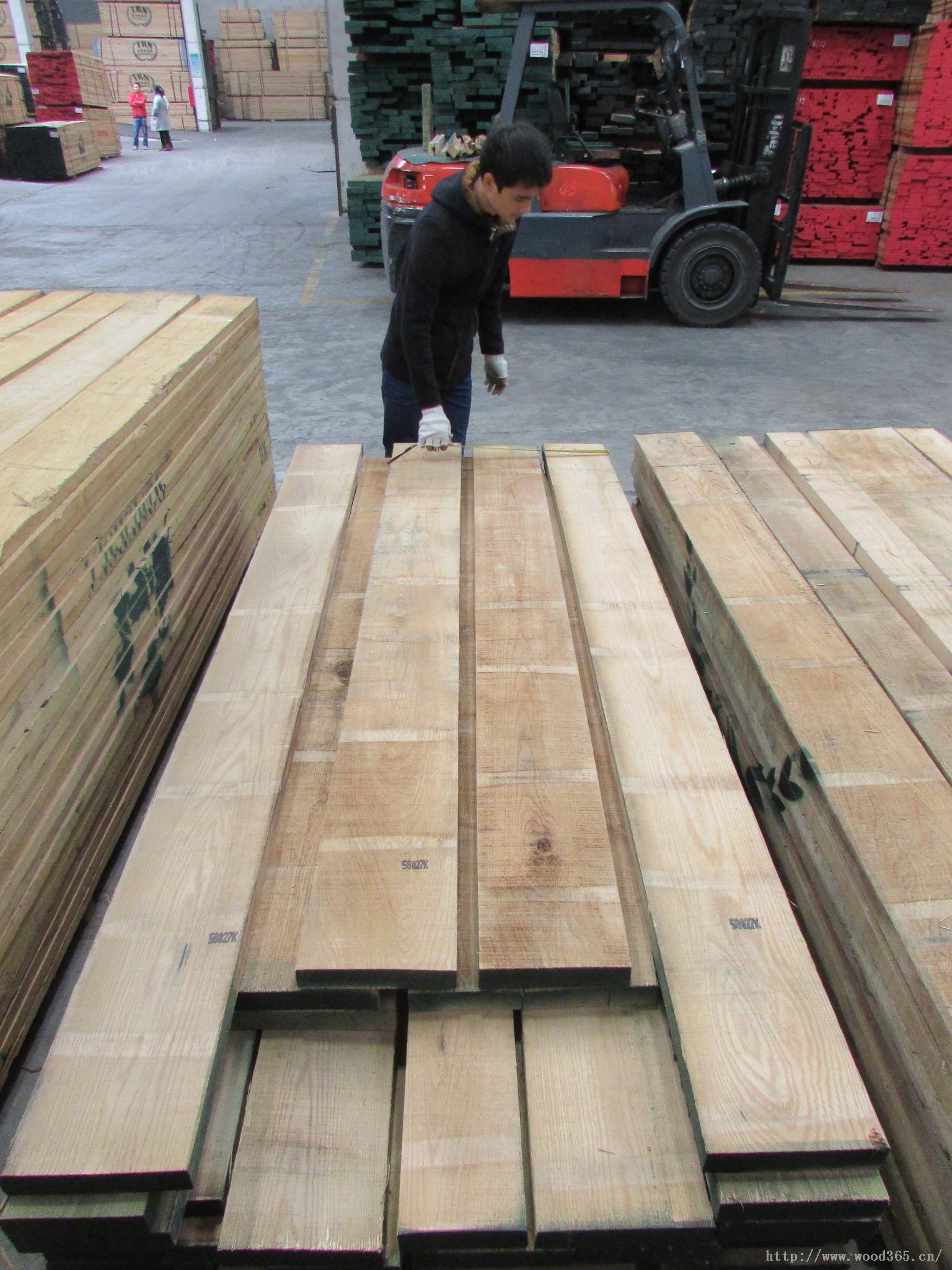 美国红橡实木板材