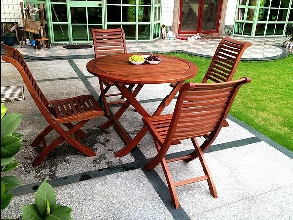 花园户外桌椅 花园休闲桌椅