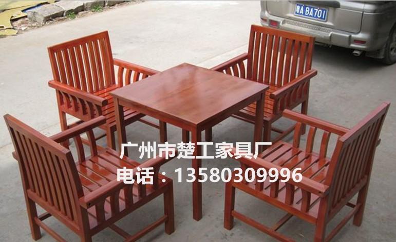 楼盘桌椅 室外桌椅 园林套椅
