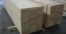 厂家直销免熏蒸木方LVL层积材