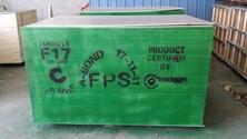 F17建筑模板桉木芯酚醛胶厂家价格