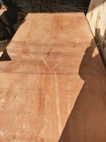 厂家生产桃花芯贴面多层板包装板可定制异形尺寸