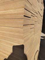 中密度高密度4/8尺原板可镂铣亚光双贴双砂厚板